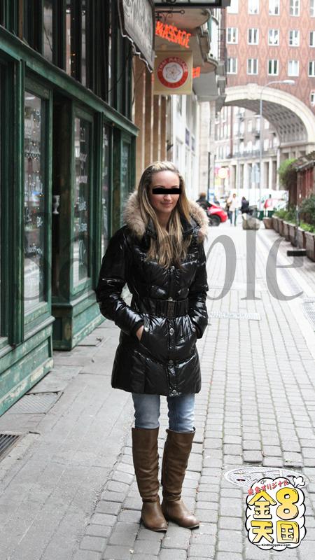SNSサイトで知り合った欧州美女は超敏感の大量潮吹き娘でした・・Vol2 GACHI-NANPA COLLECTION
