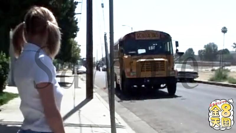 スクールバスの中で平気でエッチしちゃうティーン達 -SCHOOL BUS GIRLS-