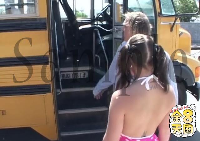 スクールバスの中で平気でエッチしちゃうティーン達 Vol.2 -SCHOOL BUS   GIRLS-