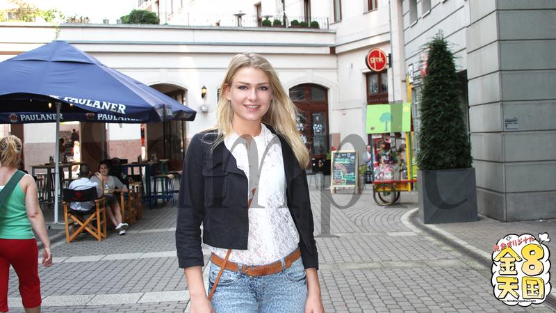 欧州で知り合った素人娘にセクシー下着を着せて・・GACHI-NANPA COLLECTION VOL1